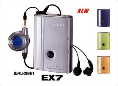SONY WM-EX7-鸡年说机系列一 磁带随身听何去何从
