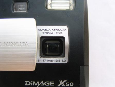 柯尼卡美能达X50